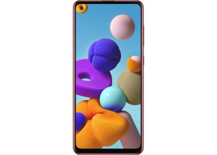 Samsung Galaxy A21s 64GB Красный