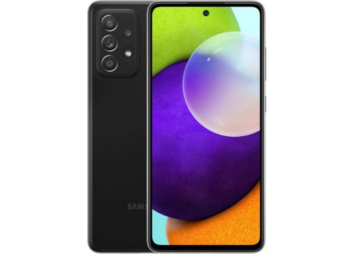 Samsung Galaxy A52 8/256GB Чёрный
