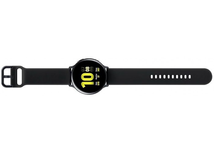 Samsung Galaxy Watch Active2 алюминий 40 мм лакрица
