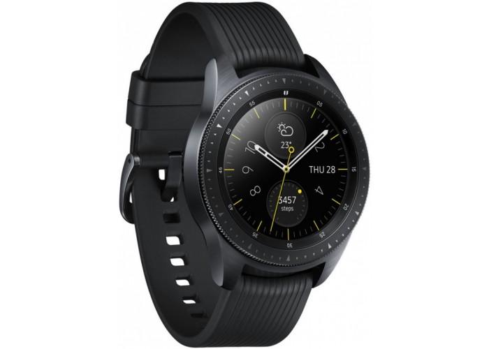 Samsung Galaxy Watch 42mm глубокий чёрный