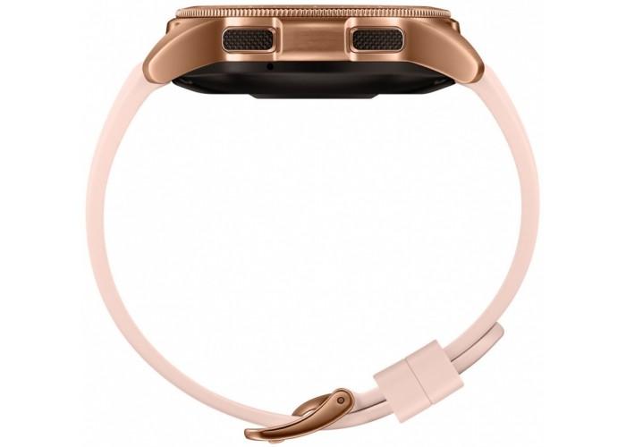 Samsung Galaxy Watch 42mm розовое золото