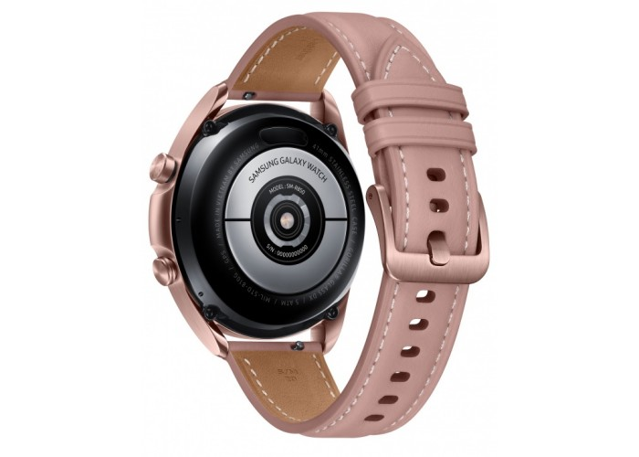 Samsung Galaxy Watch3 41 мм бронзовые