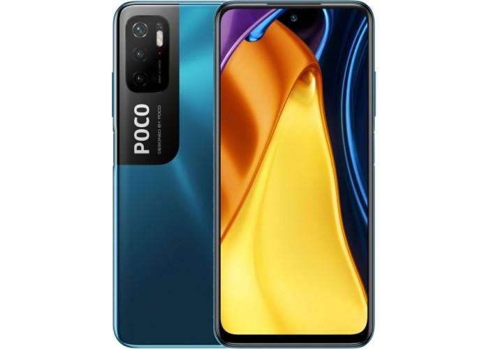 Xiaomi Poco M3 Pro 5G 6/128GB Холодный синий