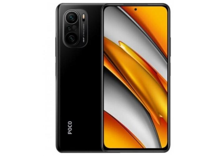 Xiaomi Poco F3 8/256GB чёрный