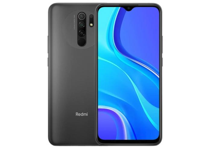 Xiaomi Redmi 9 4/64GB (NFC) серый