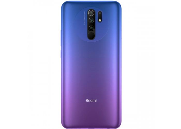 Xiaomi Redmi 9 4/64GB (NFC) фиолетовый