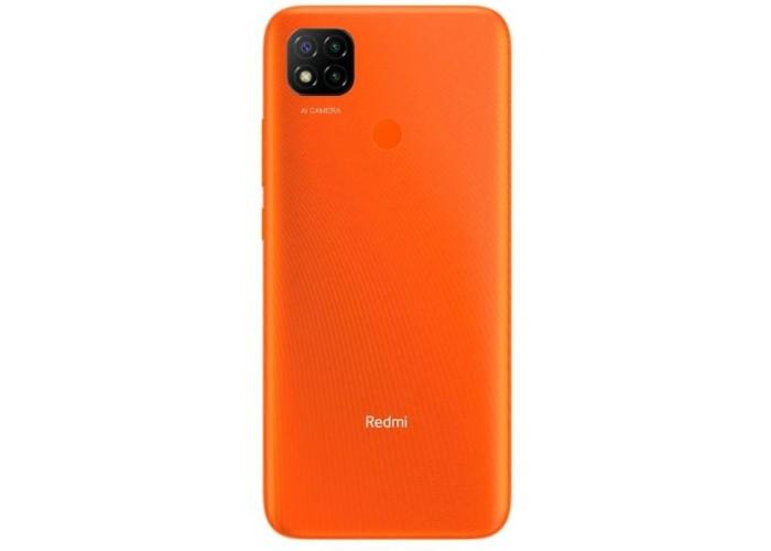 Xiaomi Redmi 9C 2/32GB (NFC) оранжевый