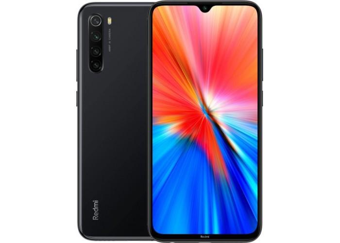 Xiaomi Redmi Note 8 (2021) 4/128GB Чёрный космос