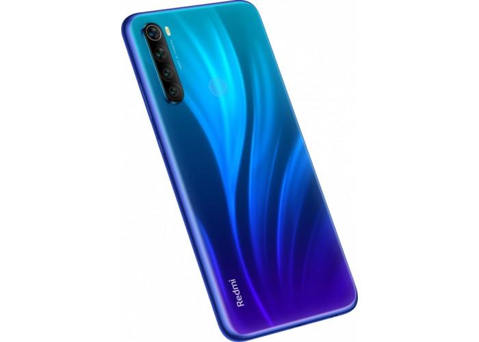 Xiaomi Redmi Note 8 (2021) 4/128GB Cиний
