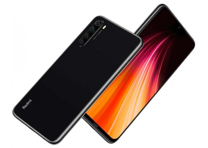 Xiaomi Redmi Note 8 3/32GB чёрный