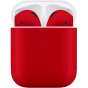 Цветные Apple AirPods 2 (без беспроводной зарядки чехла)