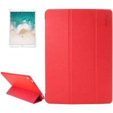 Чехол Enkay Lambskin для iPad Pro 10,5 дюйма, красный цвет