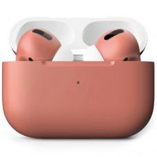 Apple AirPods Pro Color, матовый кораллово-розовый цвет