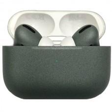 Apple AirPods Pro Color, матовый тёмно-зелёный цвет