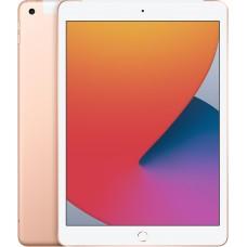 iPad (2020) Wi-Fi + Cellular 32 ГБ золотой