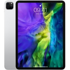 iPad Pro (2020) 11 дюймов Wi-Fi + Cellular 128 ГБ серебристый
