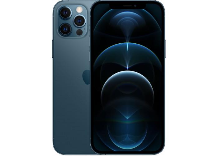 iPhone 12 Pro 128 ГБ «тихоокеанский синий»